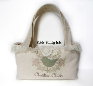 Christian Chick Ladies Tote